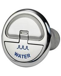 Nable Quick Lock inox droite Water 38mm