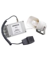 Avertisseur/Sifflet électronique 112db 24V