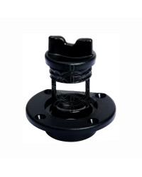 Nable de vidange noir 40 mm