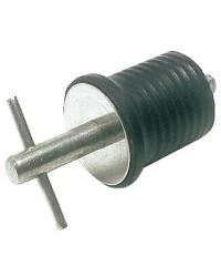 Bouchon de nable inox adaptable Ø22mm