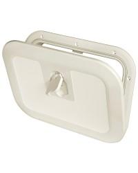 Trappe d'inspection Flush en Luran 380 x 280 mm crème