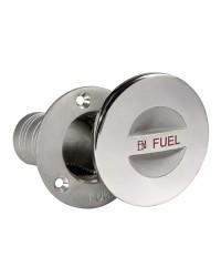 Nable inox à poignée finition soignée Ø50 Fuel
