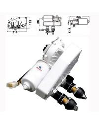Moteur d'essuie-glace pour balais de 500 à 700 mm 24V
