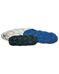 Paillasson nylon 47x23mm bleu