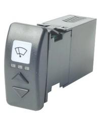 Interrupteur intelligent 2 essuie glaces 15 A