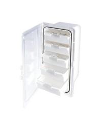 Coffre boite de rangement avec 5 tiroirs