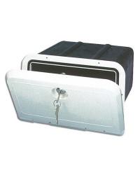 Coffre boite de rangement 285 x 180 mm avec serrure