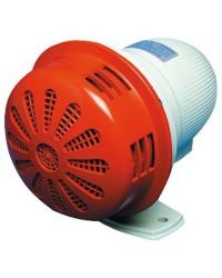 Sirène électrique de type SUPERCELERE 12V 115dB