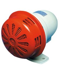 Sirène électrique de type SUPERCELERE 24 V 115dB