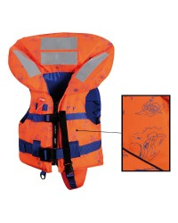 Gilet de sauvetage SV 150N 15/30 kg