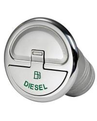 Nable Quick Lock inox droite Diesel 50mm