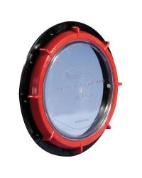 Trappe a vis Henderson étanche transparente 236mm externe