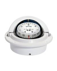 Compas RITCHIE Voyager encastrable 76 mm avec éclairage boitier blanc- rose blanche