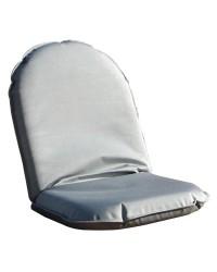 Coussin et siège auto-portant Comfort Seat 92x42x8 gris
