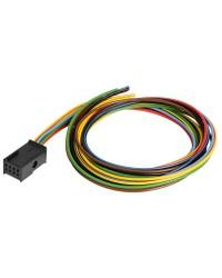 Connecteur modèle TYCO/HIRSCHMANN 8 pôles avec câble pour VDO View Line