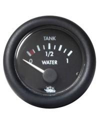 Indicateur de niveau d'eau GUARDIAN 12V 10/180 ohms noir