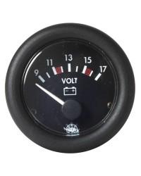 Voltmètre GUARDIAN 20-32V - noir 20/32V