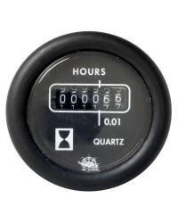 Horamètre GUARDIAN 12V - noir