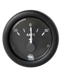 Ampèremètre GUARDIAN 60-0-60A - noir