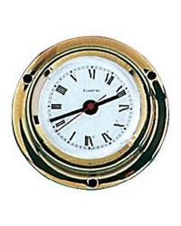 Horloge Altitude 831 mini en laiton brillant et émaillé
