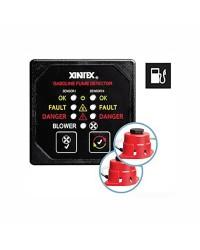 Détecteur de gaz/essence Xintex G-2B-R