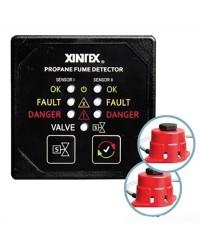 Détecteur de gaz Propane XINTEX P-2BS-R