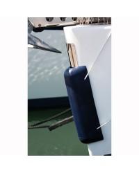 Défense d'étrave en EVA souple 77 cm de long - bleue