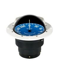 Compas RITCHIE Supersport 127 mm encastrable boitier blanc - rose bleue