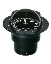 Compas RITCHIE Globemaster 127 mm encastrable avec éclairage boitier noir - rose noire