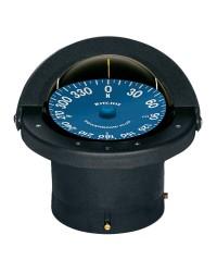 Compas RITCHIE Supersport 114 mm encastrable boitier noir - rose bleue