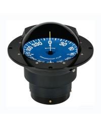 Compas RITCHIE Supersport 127 mm encastrable boitier noir - rose bleue