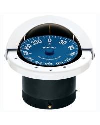 Compas RITCHIE Supersport 114 mm encastrable boitier blanc - rose bleue