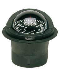 Compas Riviera 4'' avec dome téléscopique BU3 noir/noir (voilier)