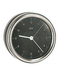 Horloge Barigo Orion noir/inox