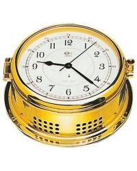 Horloge marine BARIGO boîtier en laiton