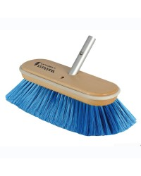 Balai-brosse Malfrast spécial 10'' moyenne - Bleu