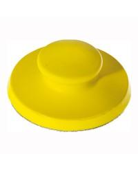 Support rigide avec velcro pour coussinets de nettoyage