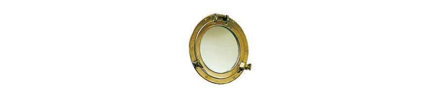 Miroir hublot
