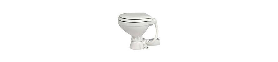 WC électrique bateau