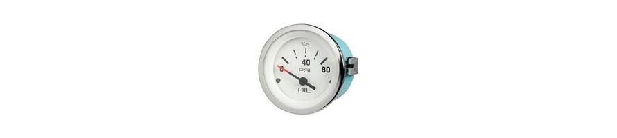 Indicateur de pression d'huile