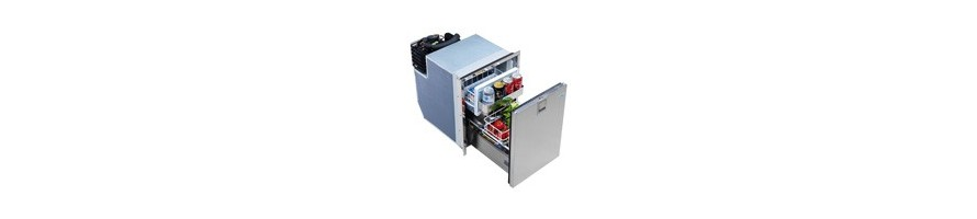 Réfrigérateur porte à tiroirs