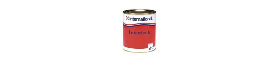 Peinture antidérapante interdeck international