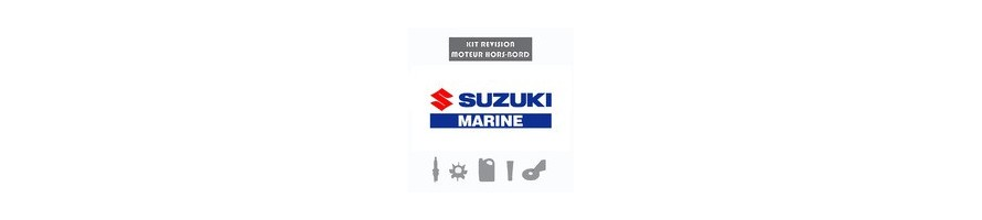 Kit maintenance Suzuki marine
